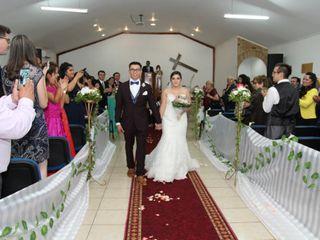 El matrimonio de Nicole y Julio 1