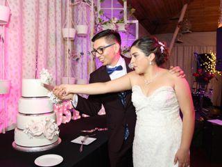 El matrimonio de Nicole y Julio