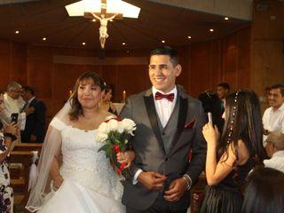 El matrimonio de Daisy y Máximo  3