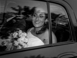 El matrimonio de Andrea y Rodrigo 2