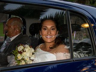 El matrimonio de Andrea y Rodrigo 3