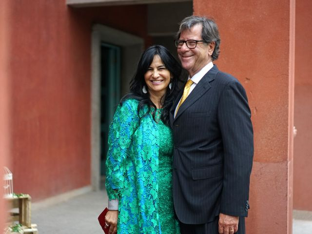 El matrimonio de Benjamín y Nathaly en La Reina, Santiago 9