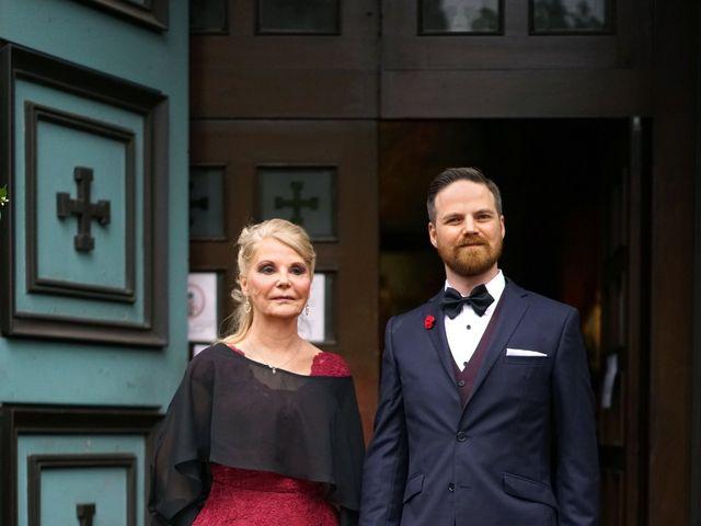 El matrimonio de Benjamín y Nathaly en La Reina, Santiago 10