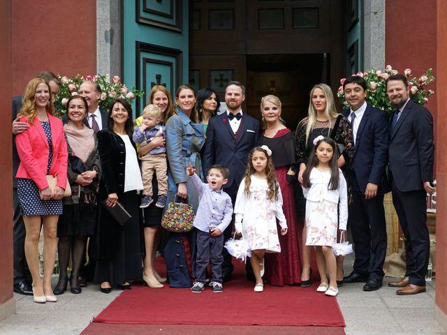 El matrimonio de Benjamín y Nathaly en La Reina, Santiago 14
