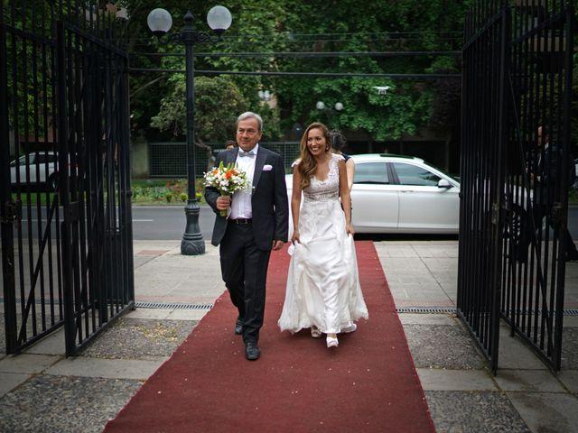 El matrimonio de Benjamín y Nathaly en La Reina, Santiago 18