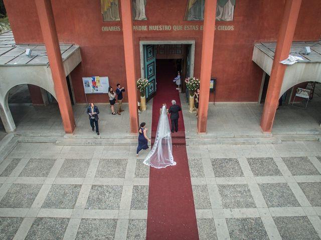 El matrimonio de Benjamín y Nathaly en La Reina, Santiago 20