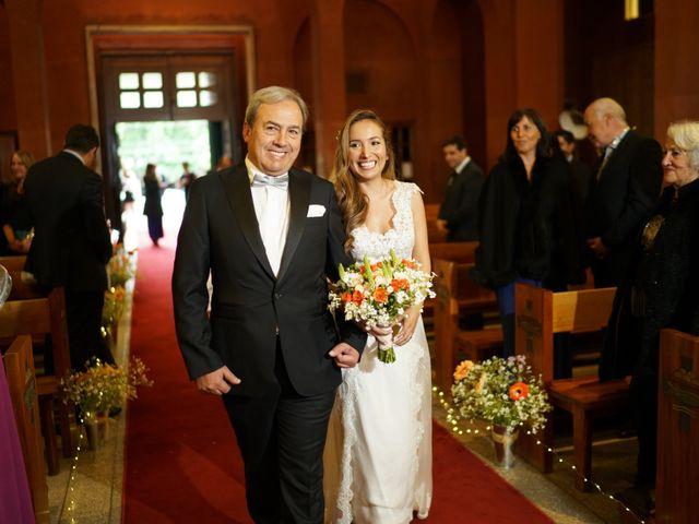 El matrimonio de Benjamín y Nathaly en La Reina, Santiago 21