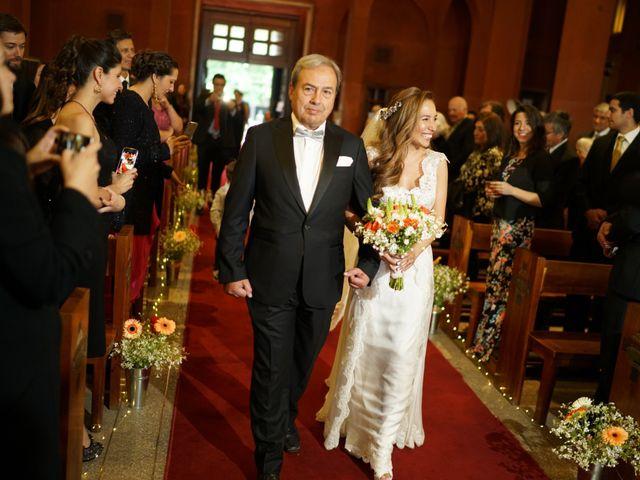 El matrimonio de Benjamín y Nathaly en La Reina, Santiago 22