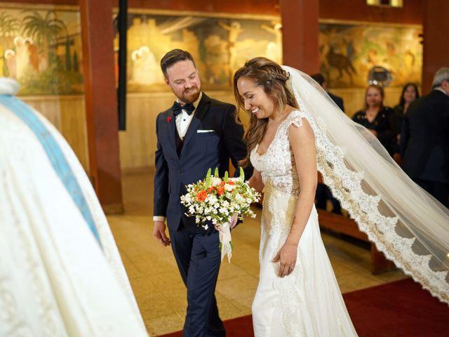 El matrimonio de Benjamín y Nathaly en La Reina, Santiago 23