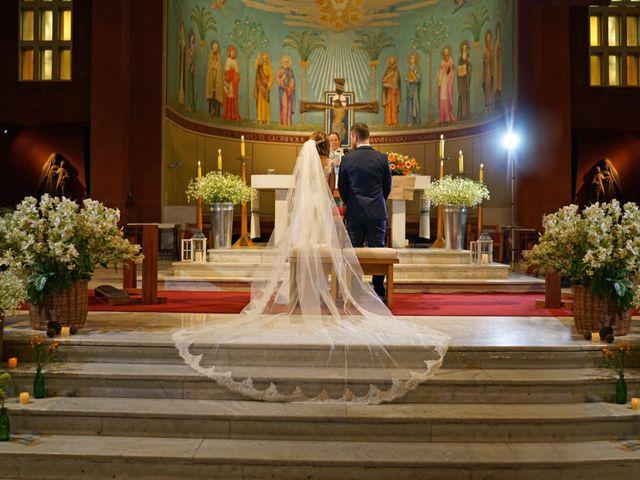 El matrimonio de Benjamín y Nathaly en La Reina, Santiago 24