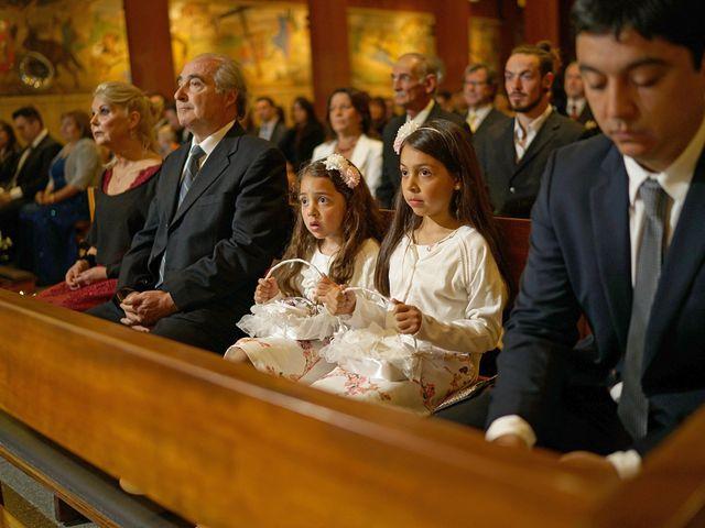El matrimonio de Benjamín y Nathaly en La Reina, Santiago 25