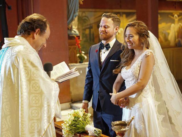 El matrimonio de Benjamín y Nathaly en La Reina, Santiago 27