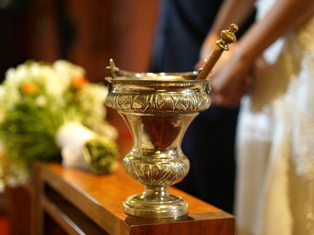 El matrimonio de Benjamín y Nathaly en La Reina, Santiago 28