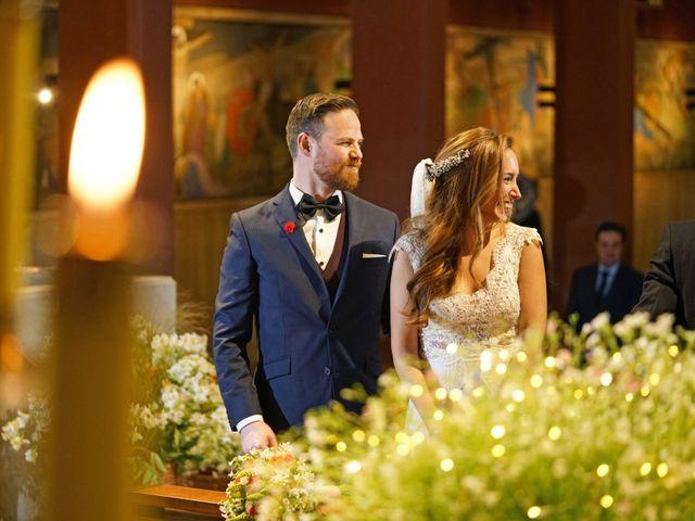 El matrimonio de Benjamín y Nathaly en La Reina, Santiago 32