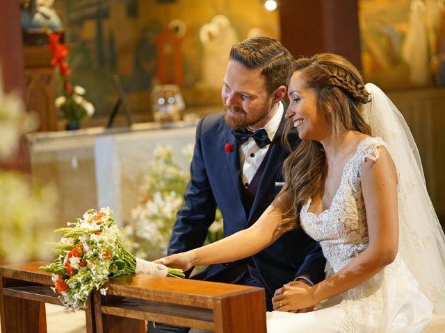 El matrimonio de Benjamín y Nathaly en La Reina, Santiago 33