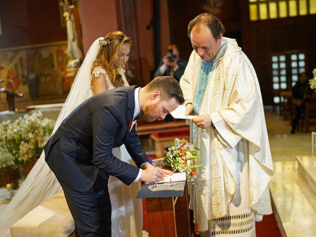 El matrimonio de Benjamín y Nathaly en La Reina, Santiago 34