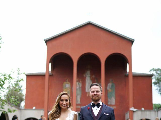 El matrimonio de Benjamín y Nathaly en La Reina, Santiago 38