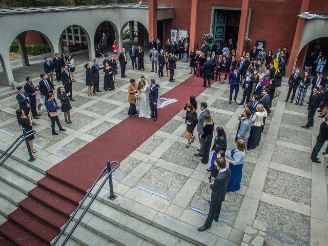 El matrimonio de Benjamín y Nathaly en La Reina, Santiago 39
