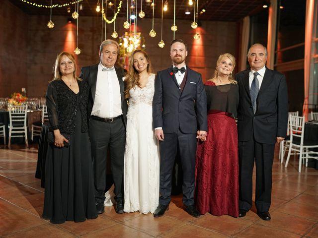 El matrimonio de Benjamín y Nathaly en La Reina, Santiago 48