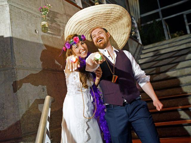 El matrimonio de Benjamín y Nathaly en La Reina, Santiago 68
