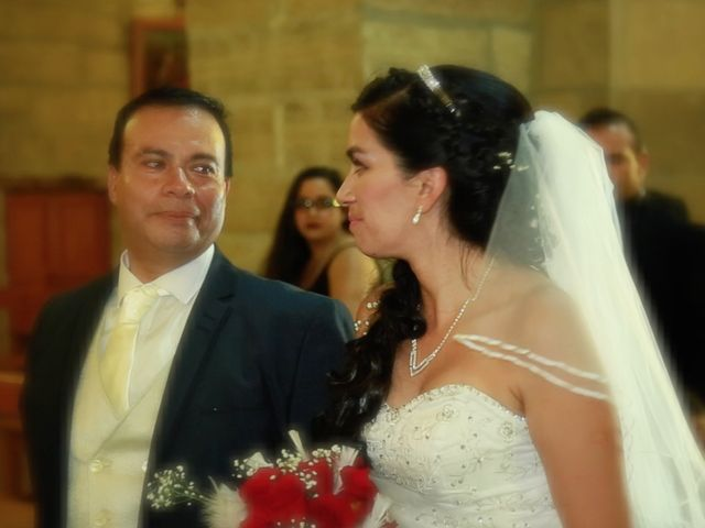 El matrimonio de Carolina y Manuel