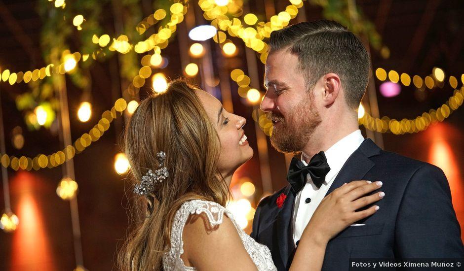 El matrimonio de Benjamín y Nathaly en La Reina, Santiago
