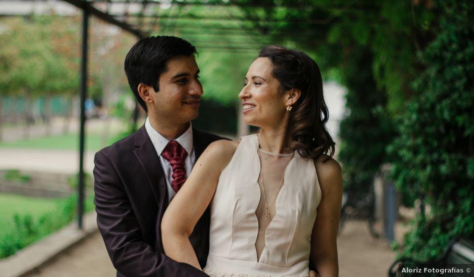 El matrimonio de Mario y Idalides en Santiago, Santiago