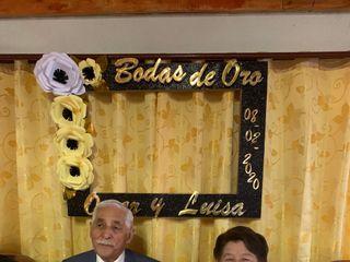El matrimonio de Luisa  y Omar 1