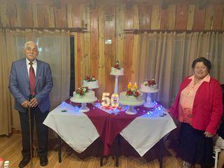 El matrimonio de Luisa  y Omar