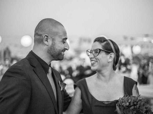 El matrimonio de Vivian y Hugo