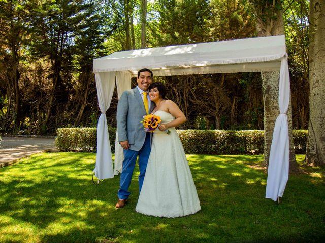 El matrimonio de Mónica y Miguel