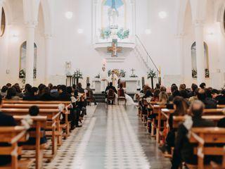 El matrimonio de Sandra y Pablo 3