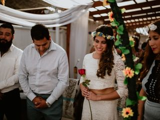 El matrimonio de Robespier y Yoselin 2
