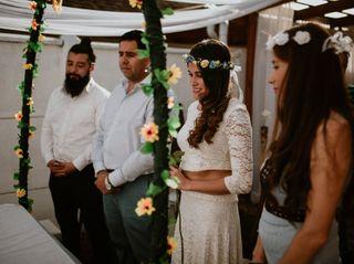 El matrimonio de Robespier y Yoselin 3