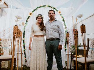 El matrimonio de Robespier y Yoselin