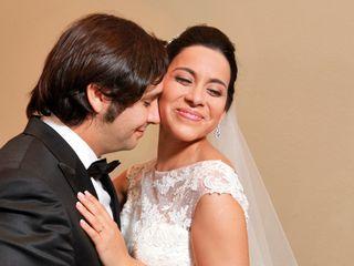 El matrimonio de Elizabeth y Ricardo