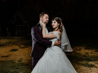 El matrimonio de Genesis y Josué