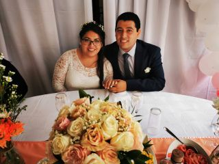 El matrimonio de Sebastián y Rosa