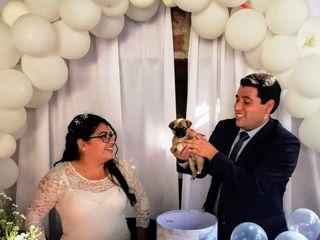 El matrimonio de Sebastián y Rosa 2