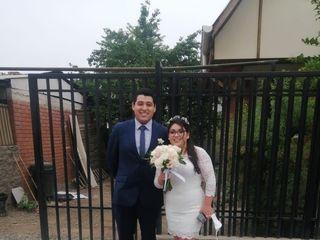 El matrimonio de Sebastián y Rosa 3