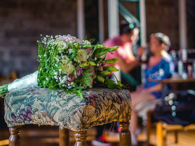 El matrimonio de Sebastián y Kelly en Valparaíso, Valparaíso 5