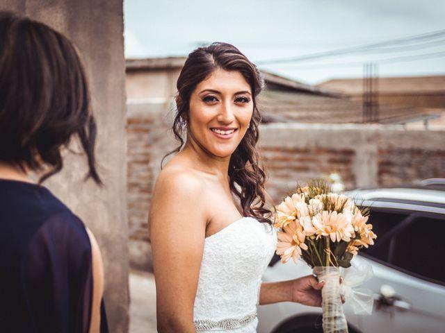 El matrimonio de Diego y Nayadeth en Concón, Valparaíso 7