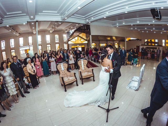 El matrimonio de Diego y Nayadeth en Concón, Valparaíso 12