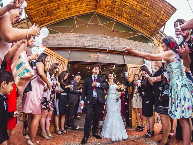 El matrimonio de Diego y Nayadeth en Concón, Valparaíso 15