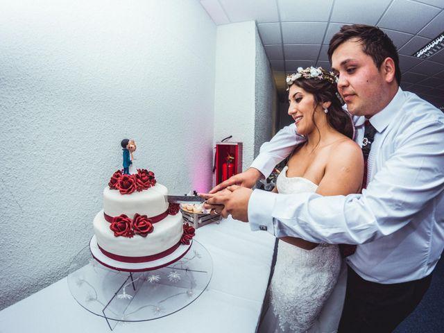 El matrimonio de Diego y Nayadeth en Concón, Valparaíso 19