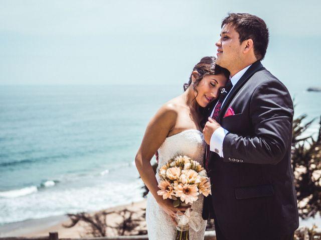 El matrimonio de Diego y Nayadeth en Concón, Valparaíso 20
