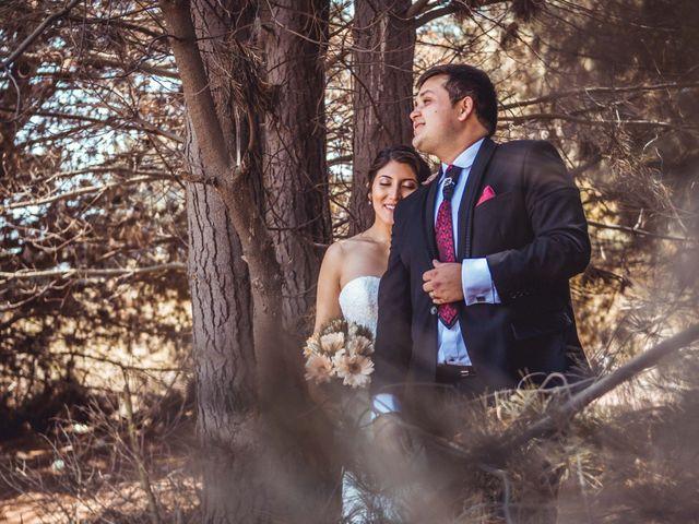 El matrimonio de Diego y Nayadeth en Concón, Valparaíso 21
