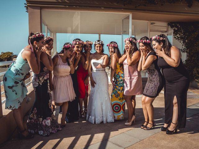 El matrimonio de Diego y Nayadeth en Concón, Valparaíso 24
