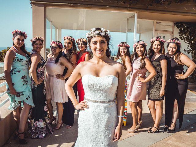 El matrimonio de Diego y Nayadeth en Concón, Valparaíso 25