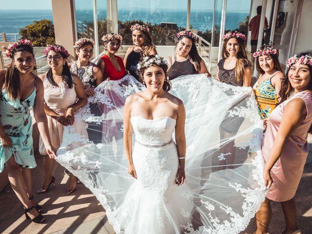 El matrimonio de Diego y Nayadeth en Concón, Valparaíso 29